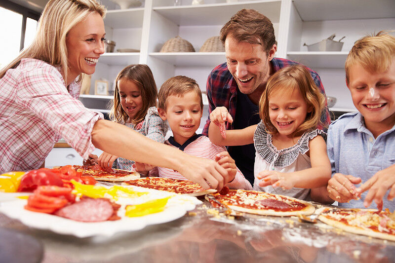 Pizza Weekend With Your Own Backyard Pizza Oven Contest!