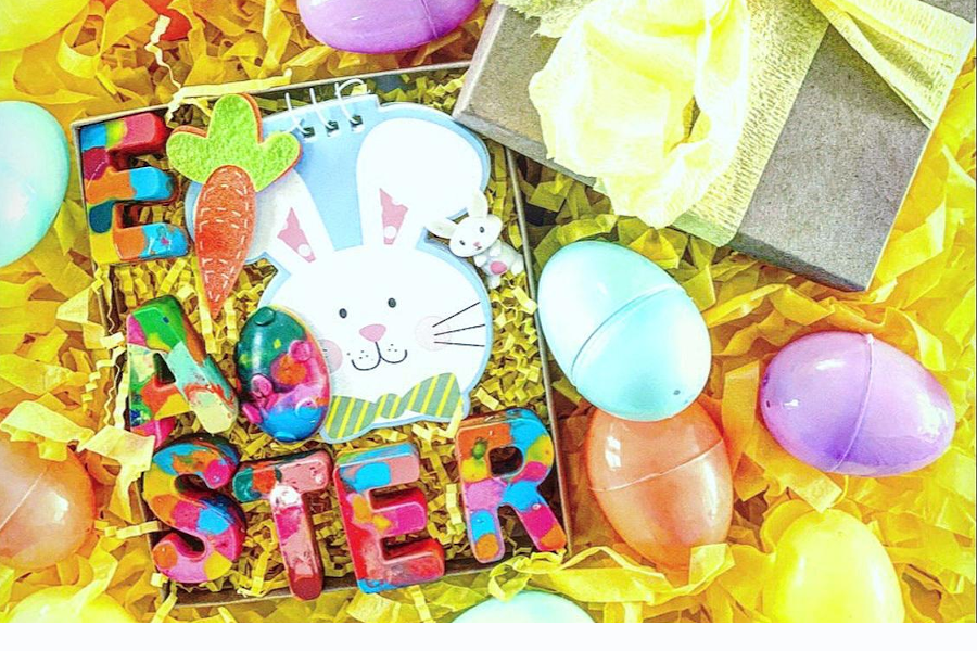 Say It With Crayons' Fun Easter Gifts