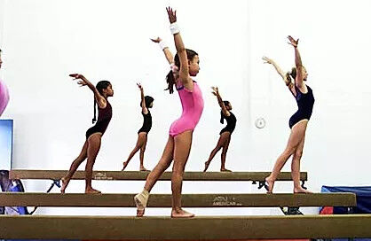 Gymnastic Giants Summer Online Programs