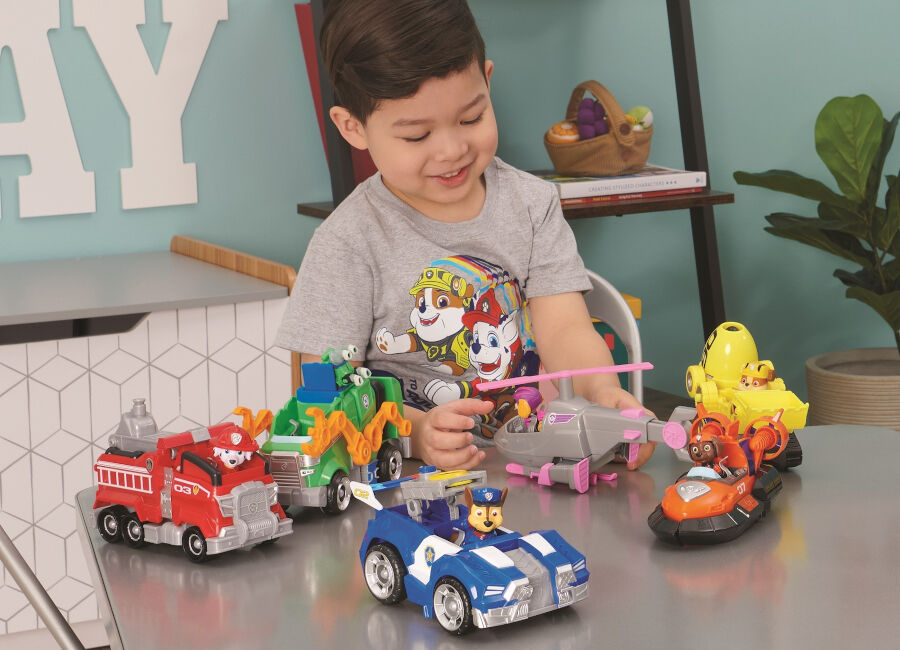 Paw Patrol: The Movie Toy Giveaway