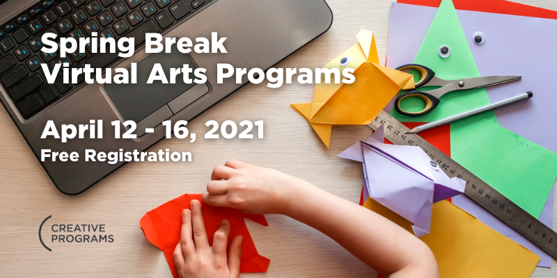 City of Mississauga Spring Break Virtual Arts