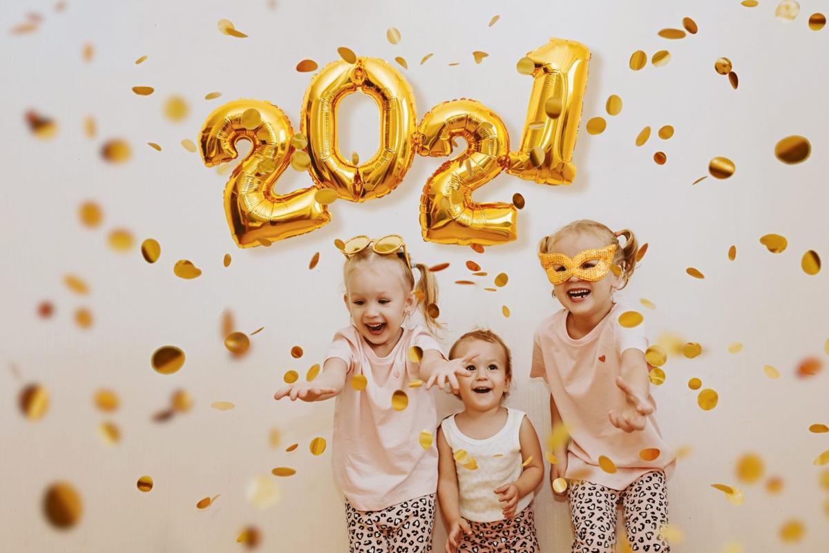 A Fun New Year's Bash at Home To Ring In 2021