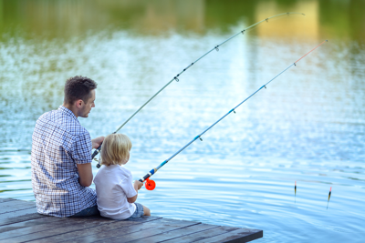 Kick Summer Off with Family Free Fishing in Ontario