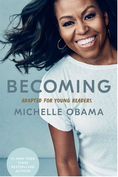 Michelle Obama's 'Becoming' Is Being Released For A Younger Audience