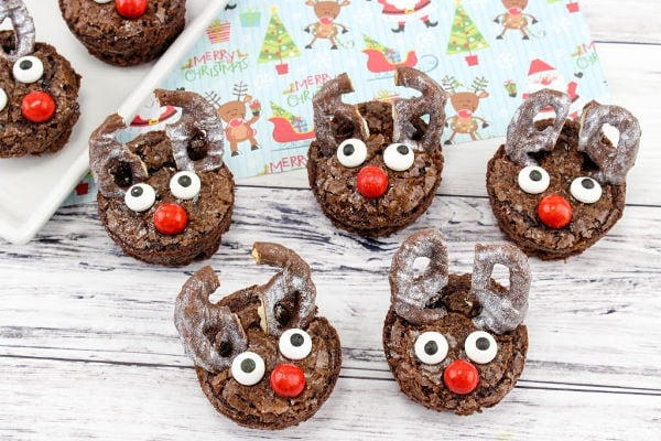 Fun Reindeer Treats To Make With Your Kids