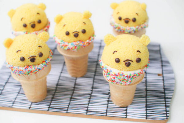 Winnie the Pooh Inspired Treats and Crafts