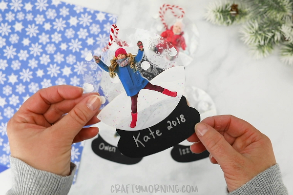 Cute Christmas Tree Ornaments You Can Make With The Kids