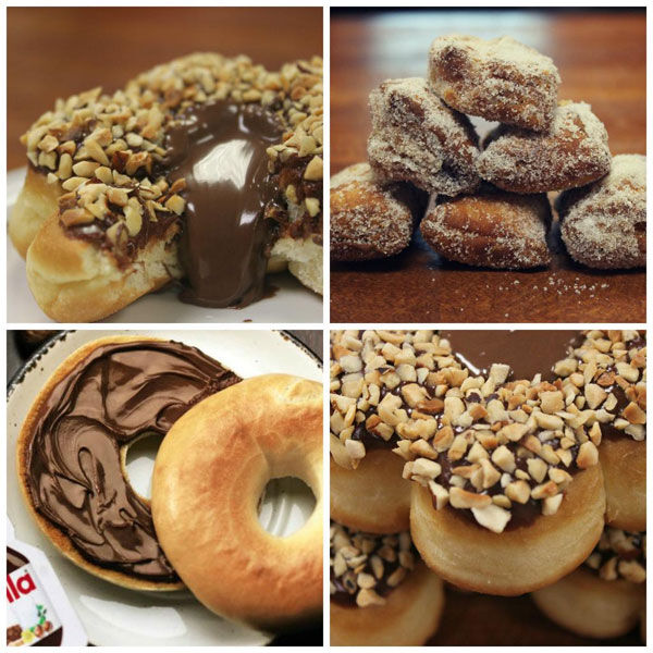 Nutella Sweets at Tim Hortons