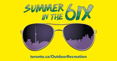 City of Toronto Launches Summer In The 6IX Program For Youth