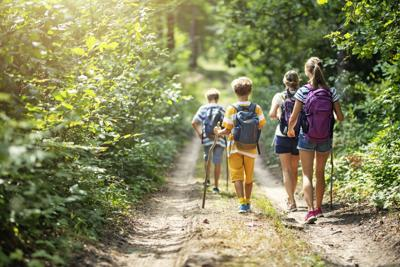5 Fun Family Hikes To Enjoy Before Summer Ends