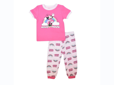 Disney Minnie PJ Set Recall