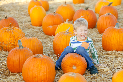 Where to Pick Your Own Pumpkin At A Farm Or Festival