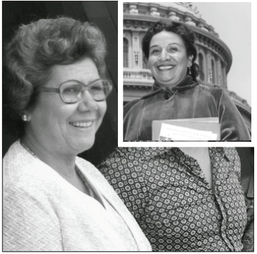 Three of the longest serving women on the Colville Business Council: Jeanne Jerred, above, served from 1994 to 2010; Shirley Palmer, below left, served from 1960 to 1987; and Lucy Covington, below right, served from 1954 to 1980.