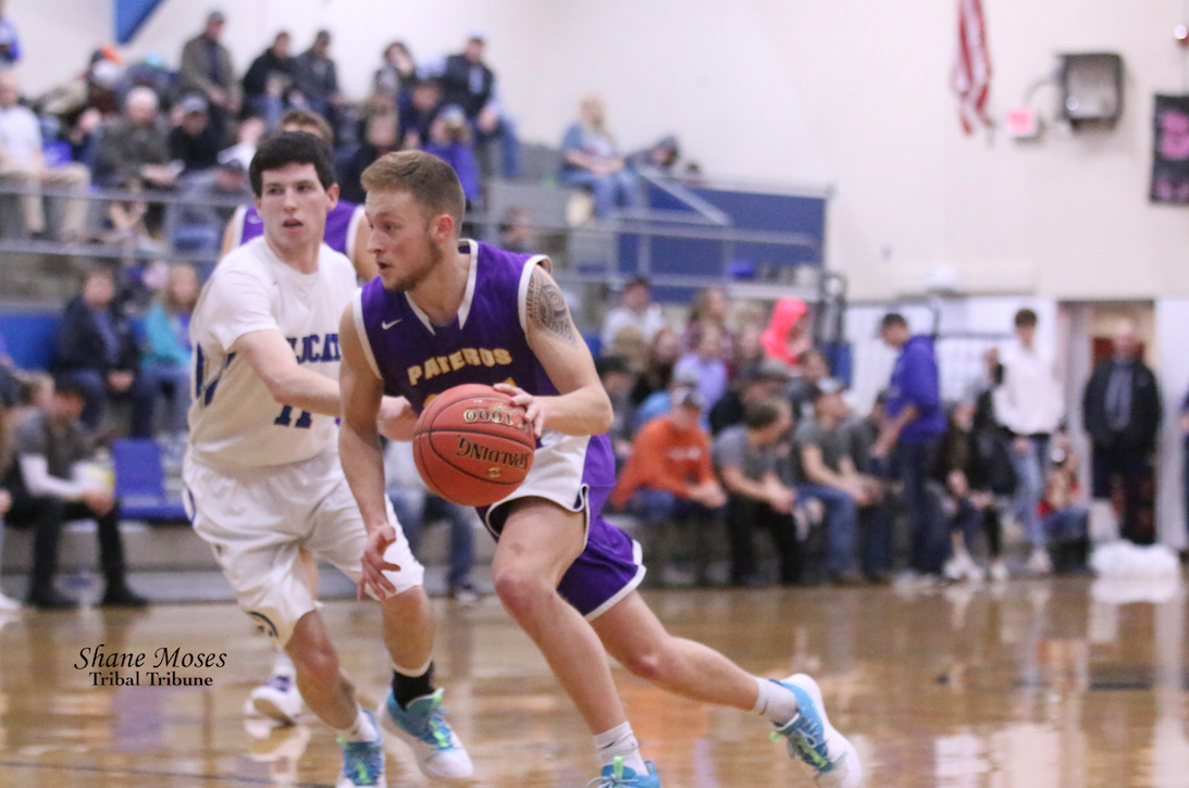 Scenes from the Pateros/Wilbur-Creston boys' basketball game as both schools clashed in a non-league contest on Dec. 13.