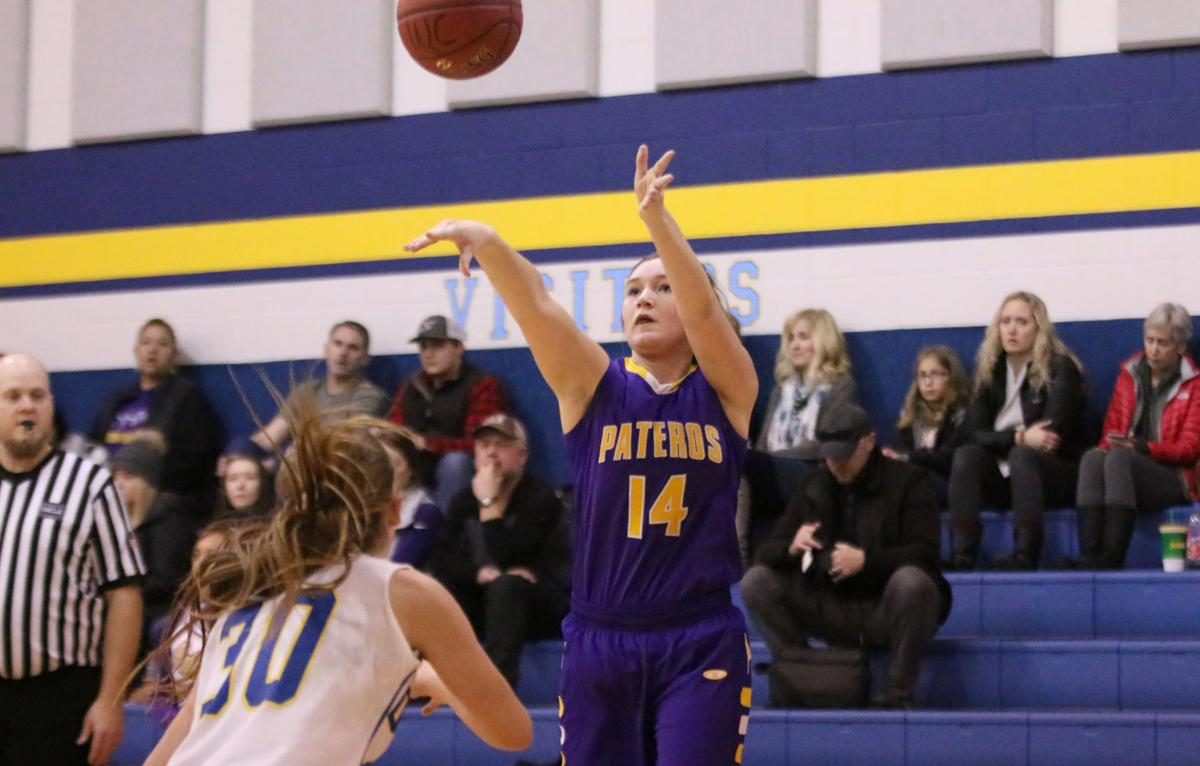 Scenes from Pateros girls basketball against Wilson Creek on Friday, Jan. 26. Pateros won 40-31.