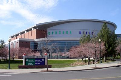 Spokane Veterans Memorial Arena