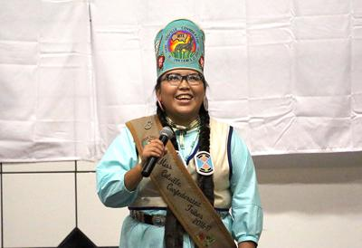 Miss Colville Confederated Tribes