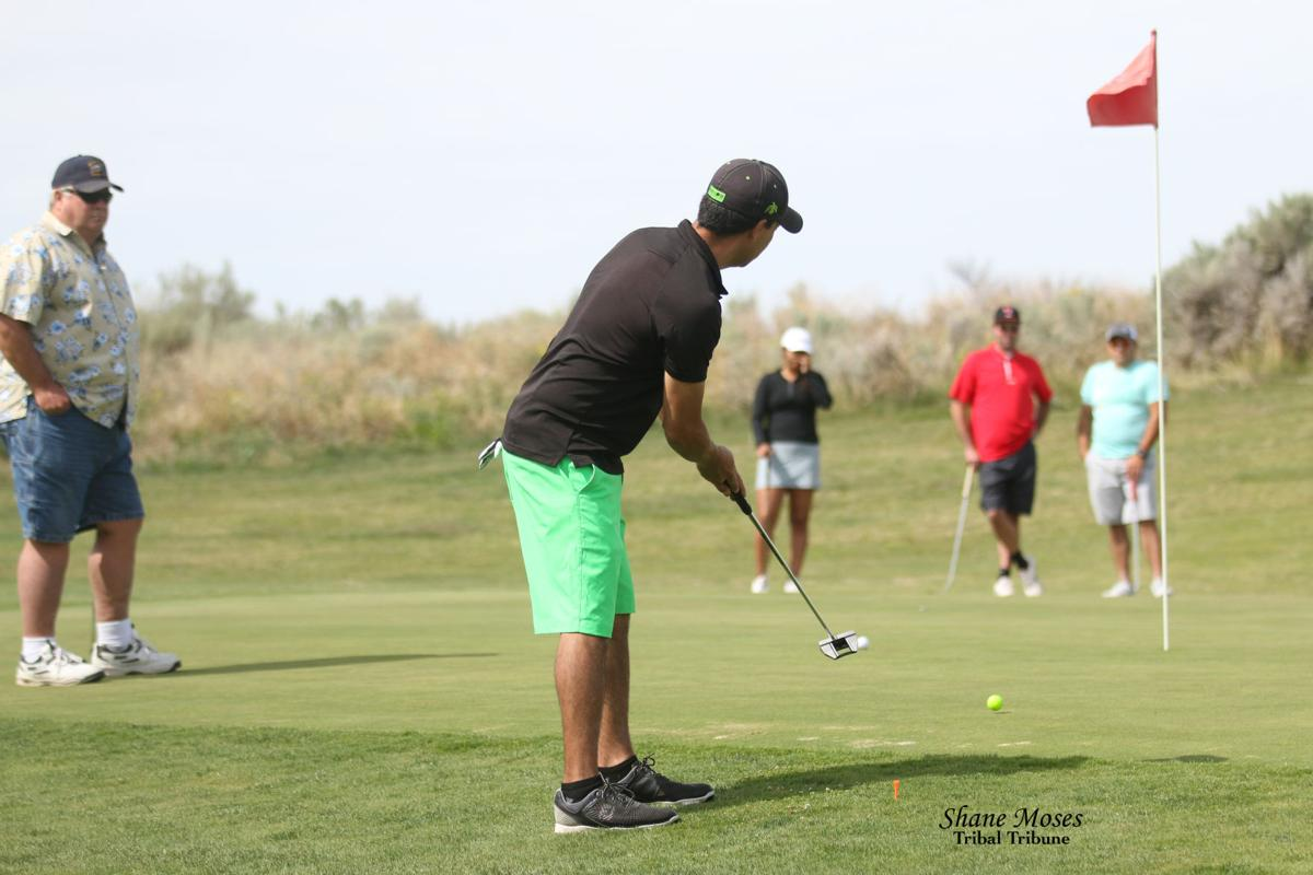 Scenes from the 11th annual Rattler Open on Saturday (August 24) afternoon at Banks Lake Golf Course