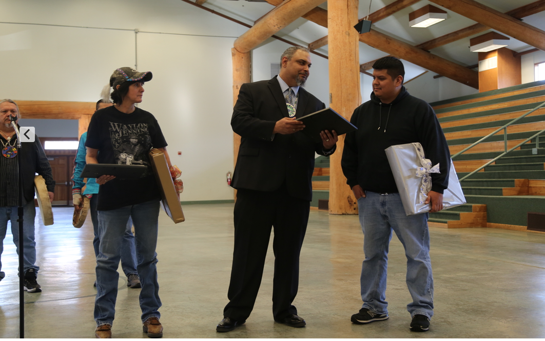 Colville Tribal Healing and Wellness Court graduates two