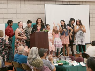 Keller School Hosts Erin Gruwell Freedom Writers News