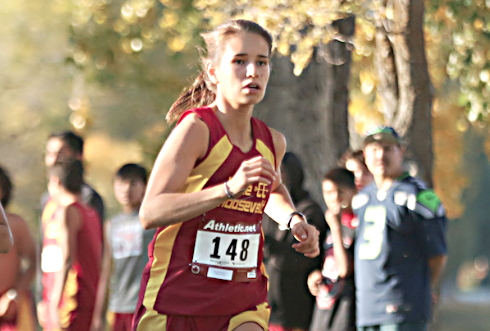 Four tribal members headed to State XC Championships Saturday