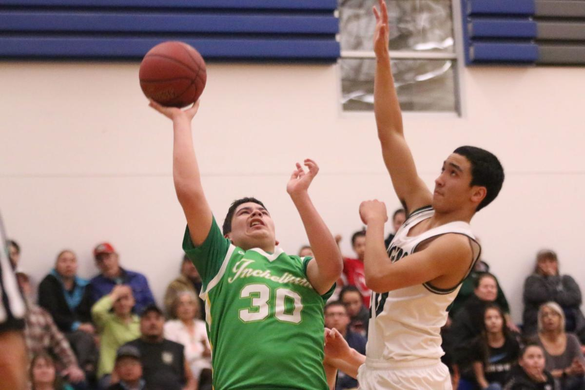 Hornets season ends at districts
