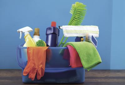 How To Clean When Faced With A Shortage Of Supplies