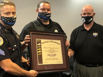 Benton PD accreditation