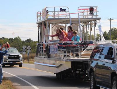 Aurora parade goes off without a hitch