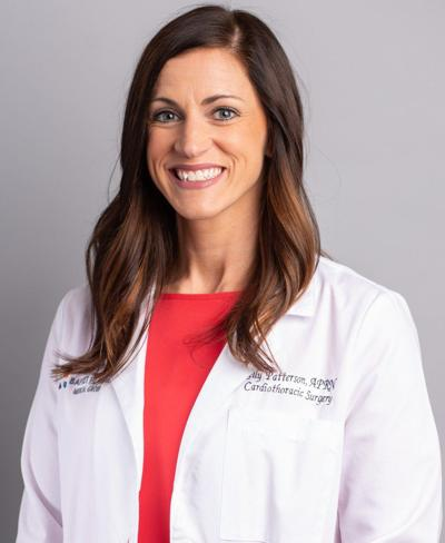 Patterson joins Baptist Health Cardiothoracic Surgery group