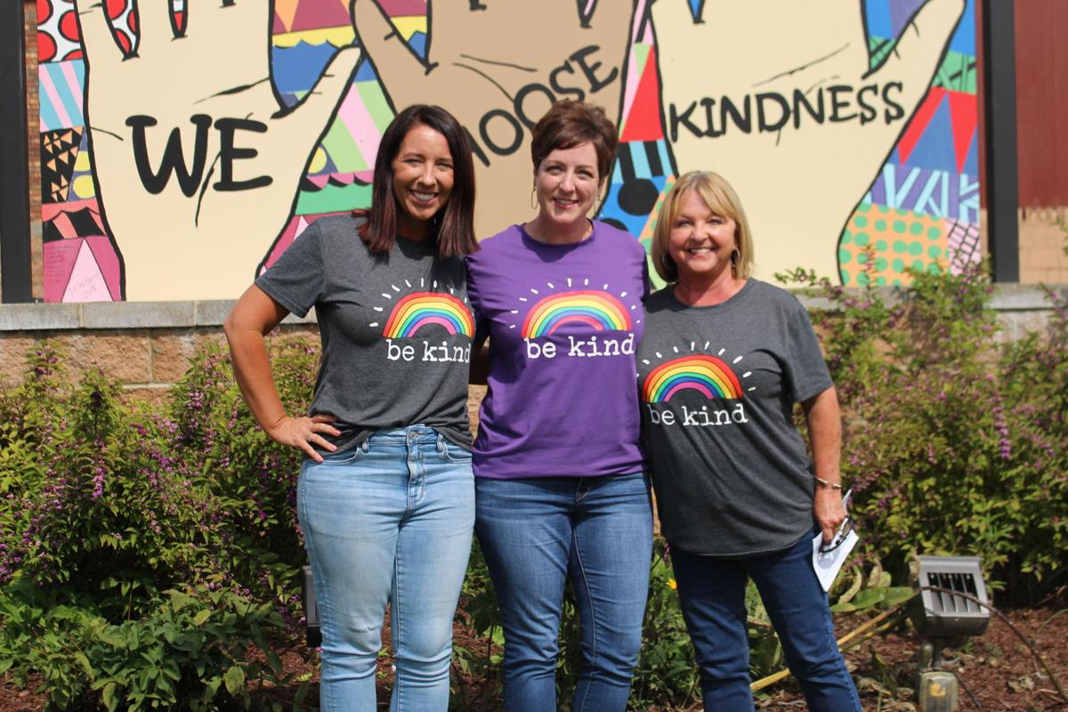 Kindness Park dedication