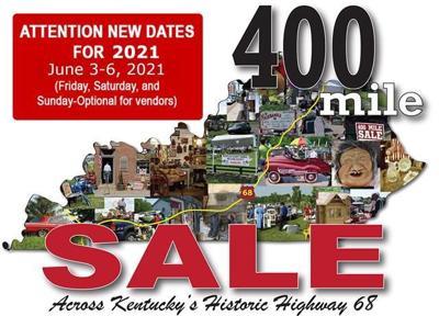 400 Mile Yard sale