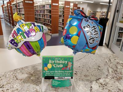 Library introduces new Birthday Club Program
