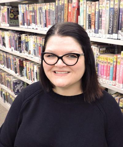 Library names new director