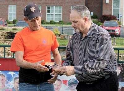Curtner presented with Bill Wood Legacy Award