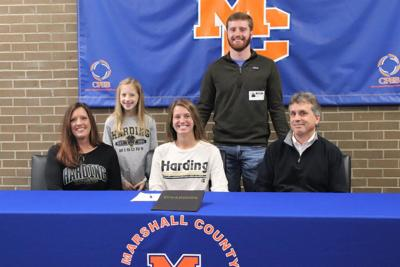 Carmen Gunn will head to Harding University to continue her soccer career