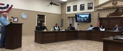 Fiscal court hears noise complaint from county resident PHOTO
