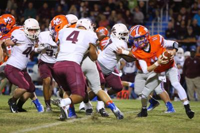 MCHS football takes loss to Henderson County