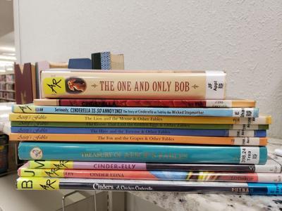 Library offers children's book bundles