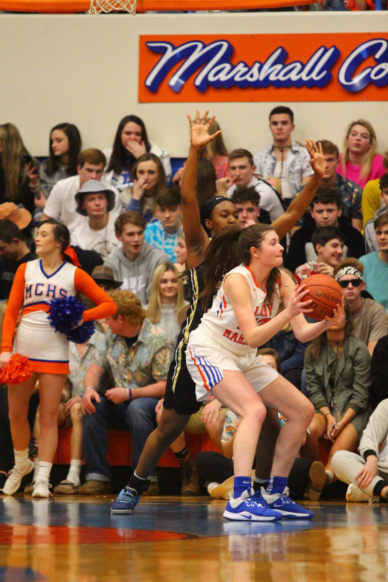 Lady Marshals top Murray again, seize No. 1 seed for District 4