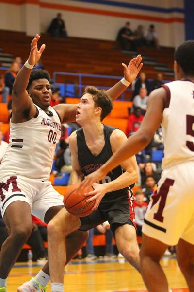 Marshals suffer losses to Madisonville North Hopkins High and Prodigy Prep