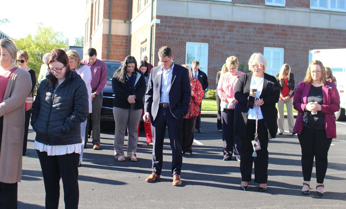 Annual Prayer at the Pole observed in Benton