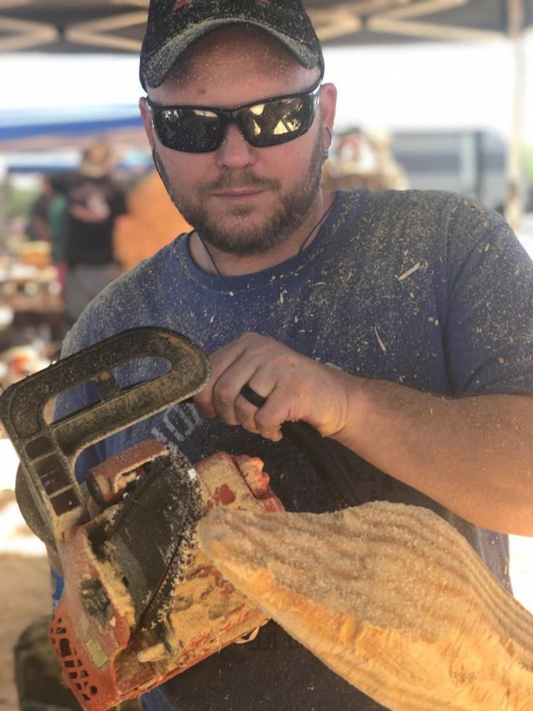Chainsaw event to see stiff competition this weekend PHOTO 1