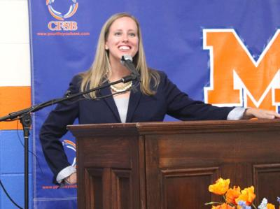 McCoy named Marshall County principal
