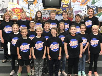 Central Elementary elects student council members