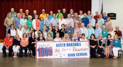NMHS Class of '69 holdd reunion