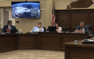 Tensions in fiscal court flare over radio issues PHOTO