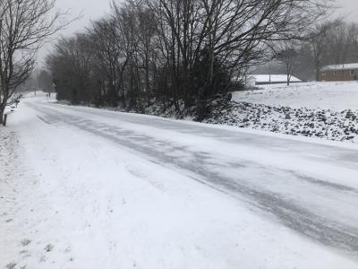 Marshall County snowplows to continuously clear roads PHOTO