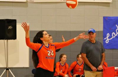 Lady Marshals head to districts on a high note