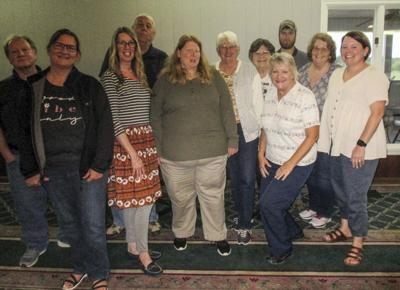 Marshall County Photography Club meeting